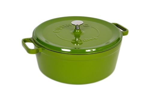 Round Cooking Pot 6L