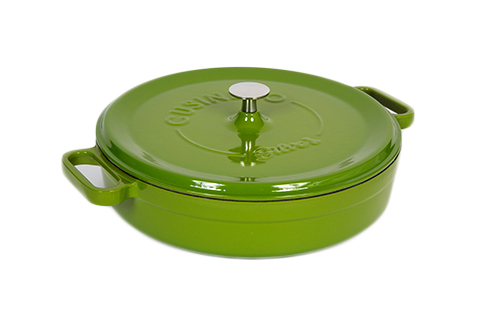 All Purpose Shallow Pot 3,4L 28cm 5,6Kg