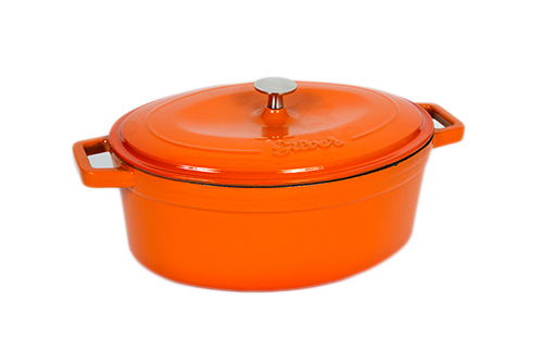 Oval Cooking Pot 5L