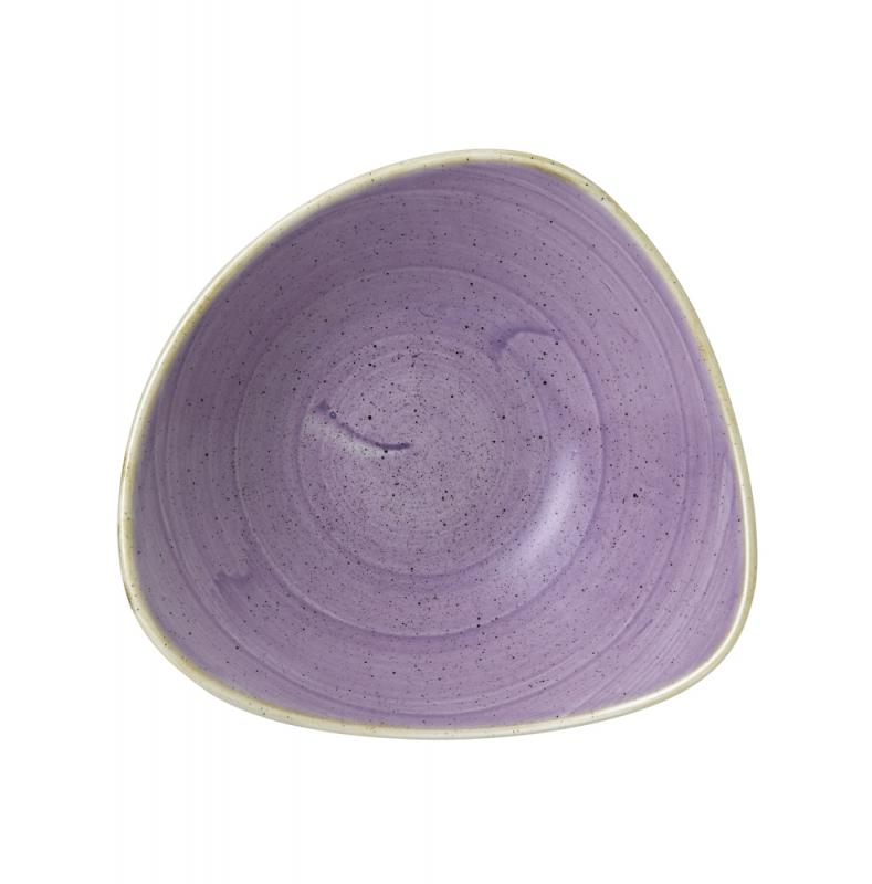 "Stonecast Lavender Lotus Bowl 9"" Box 12"