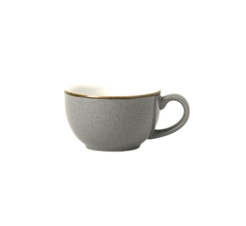 Stonecast Grey  Cappuccino Cup 6Oz Box 12