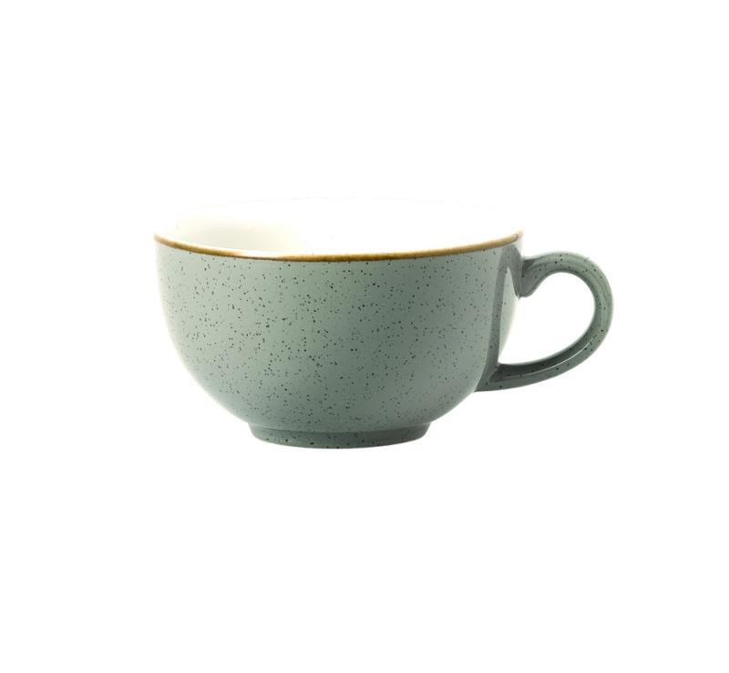 Stonecast Grey  Cappuccino Cup 10Oz Box 12