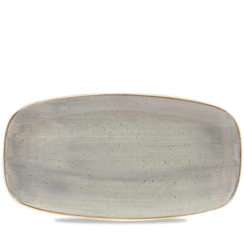 Chefs' Oblong Plate No. 4