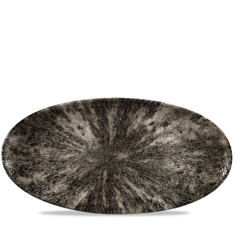 Chefs Oval Plate