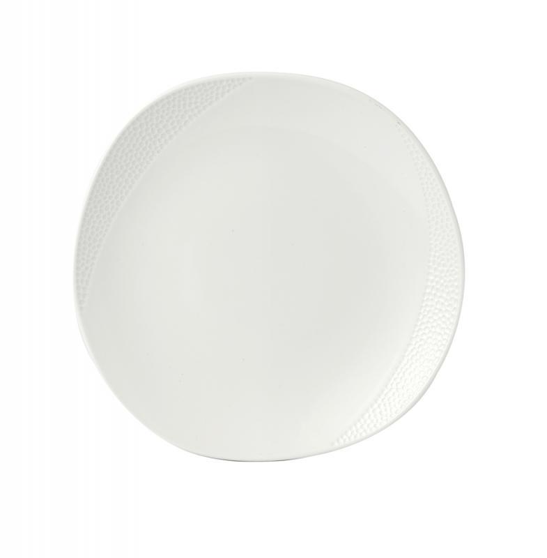 "Isla Organic Plate 10 3/8"" Box 12"
