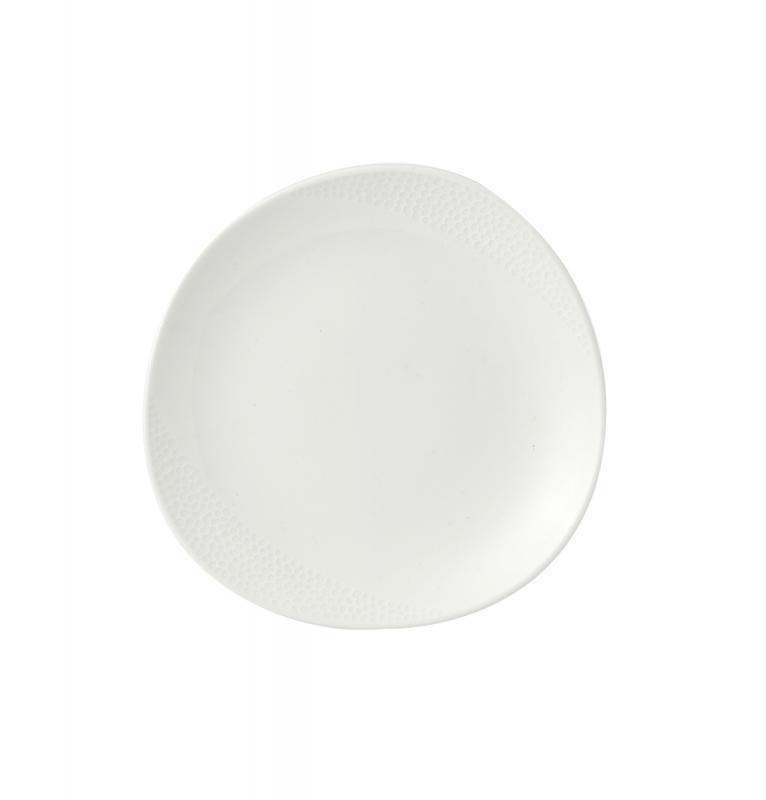 "Isla Organic Plate 8 1/4"" Box 12"