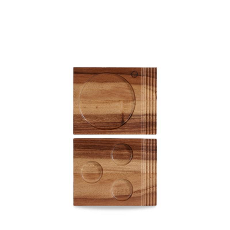 Acacia Handled Wooden Board