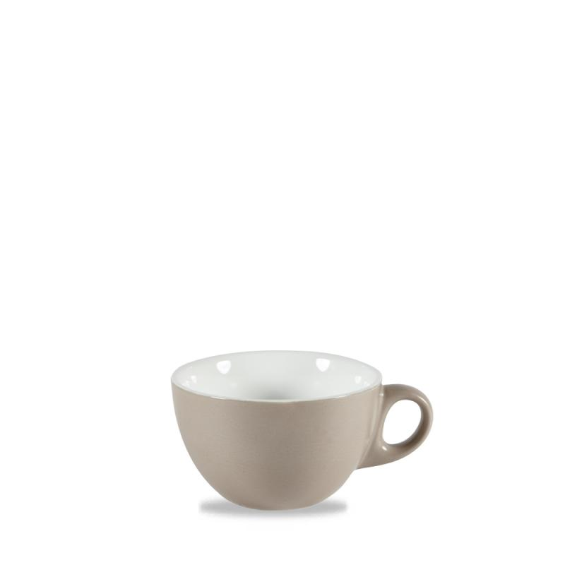 Menu Shades Smoke  Cappuccino Cup 12Oz Box 6