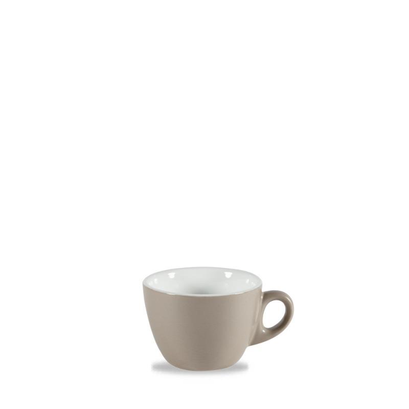 Menu Shades Smoke  Cappuccino Cup 7Oz Box 6