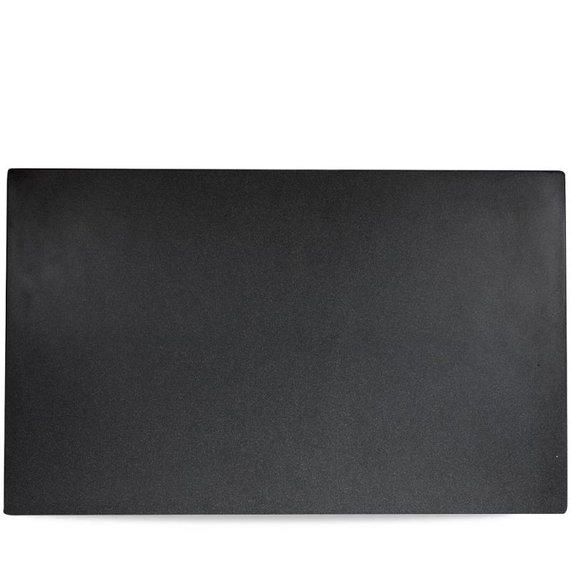 "Plastic  Granite Black Gn 1/1 Tray 20 5/6X12 4/5"" Box 2"