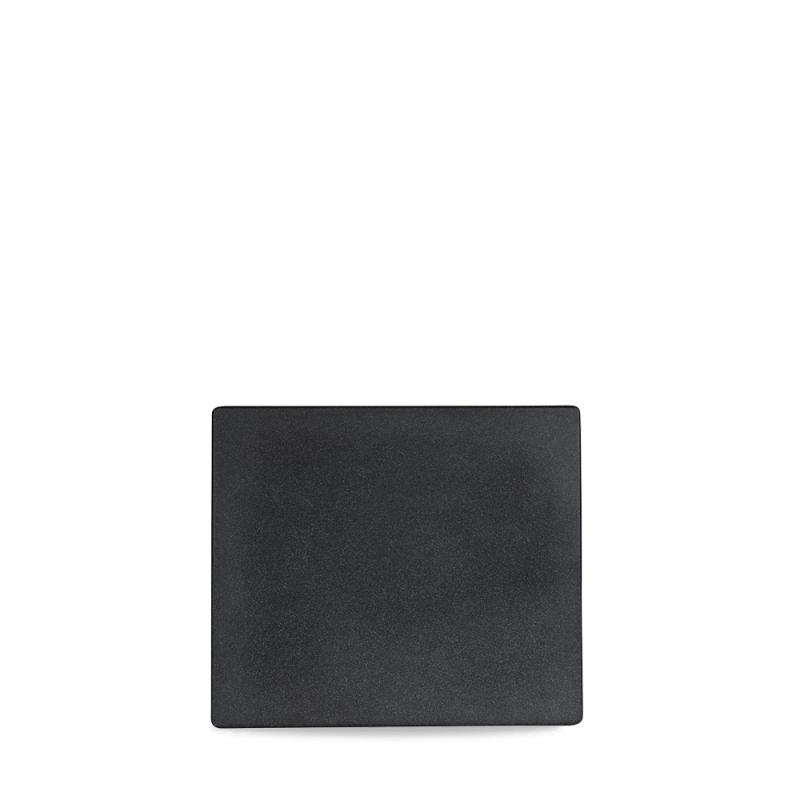 "Plastic  Granite Black Rectangular Tile 10 1/5"" X 8 3/4"" Box 6"