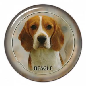 Dekaler med Beagle