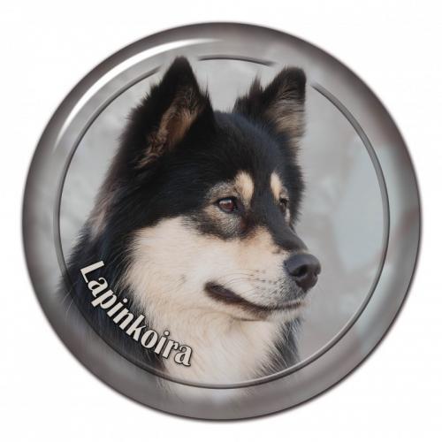 Dekaler med Finsk Lapphund