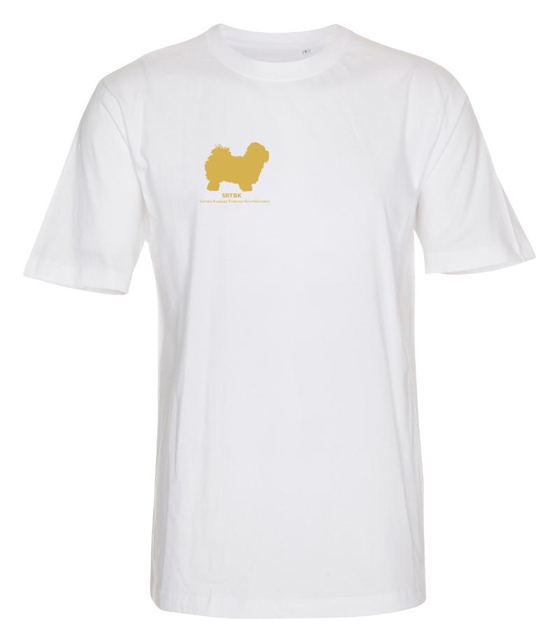 T-shirt med klubbens logga