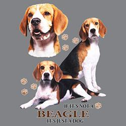 Tygkasse med Beagle