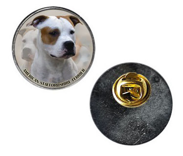 Pin med American Staffordshire