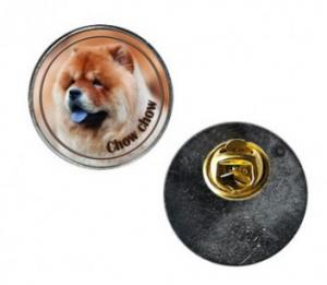 Pin med Chow Chow