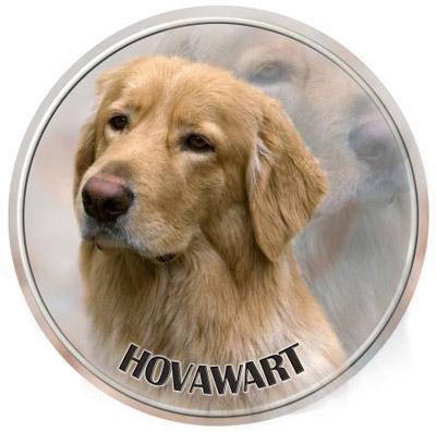 Dekaler med Hovawart