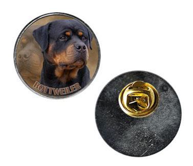 Pin med Rottweiler