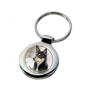Nyckelring med Lapsk Vallhund