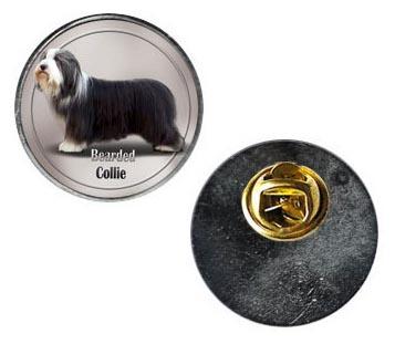 Pin med Bearded Collie