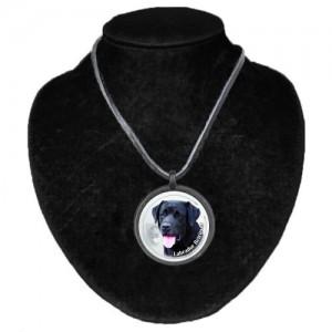 Halsband med Labrador