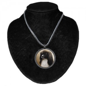 Halsband med Phalene