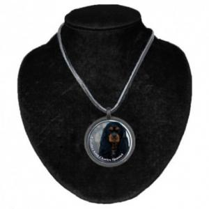 Halsband med Cavalier King Charles