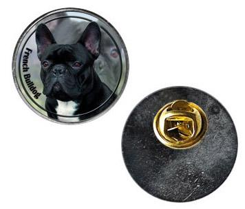 Pin med Fransk Bulldogg