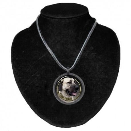 Halsband med Anatolisk Herdehund