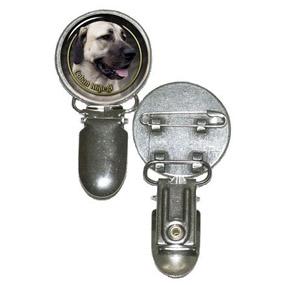 Nummerlappshållare med Anatolisk Herdehund
