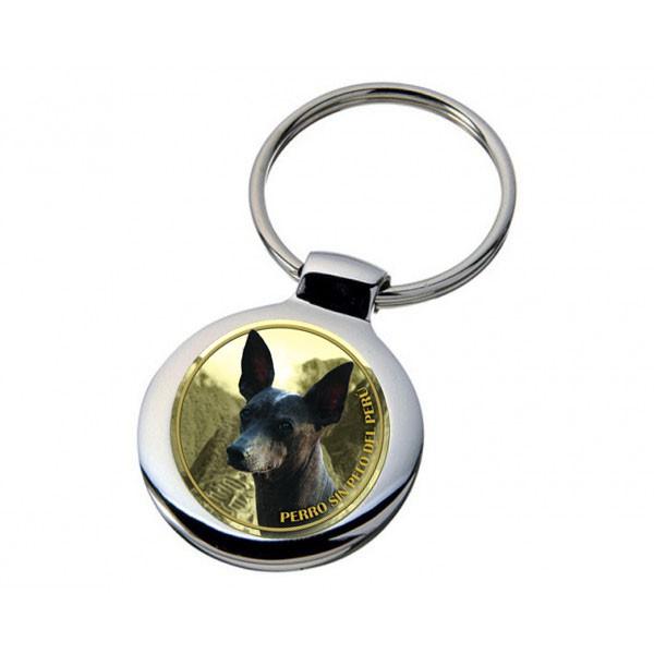 Nyckelring med Perro sin Pelo del Peru