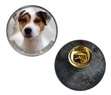 Pin med Parson Russel Terrier