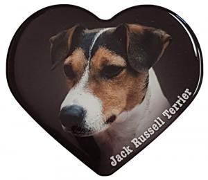 Dekal med Jack Russel Terrier