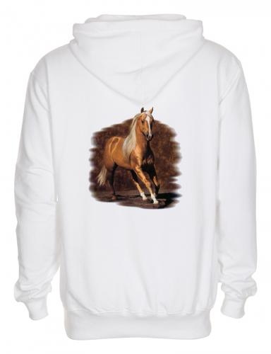 Huvjacka med Hästmotiv