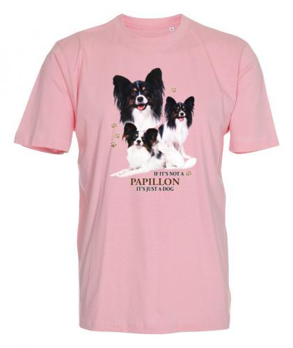 T-shirt med Papillon