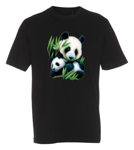T-shirt med Pandor