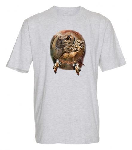 T-shirt med Ugglor
