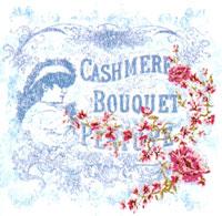 T-shirt med blomstermotiv