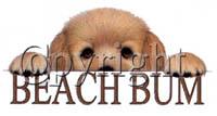 T-shirt i barnstorlek med hundmotiv