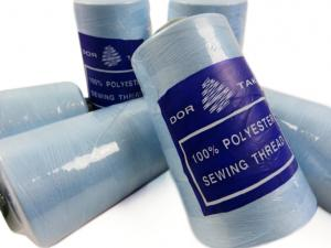 101 Overlock Thread 5000 m light blue col. 380