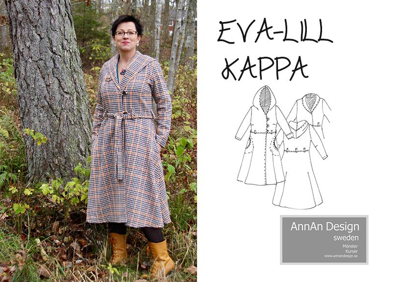 Eva-Lill kappa - AnnAn Design