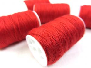 C216 Jeans Thread 100 m red