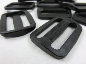Plastic tri glide 38 mm black
