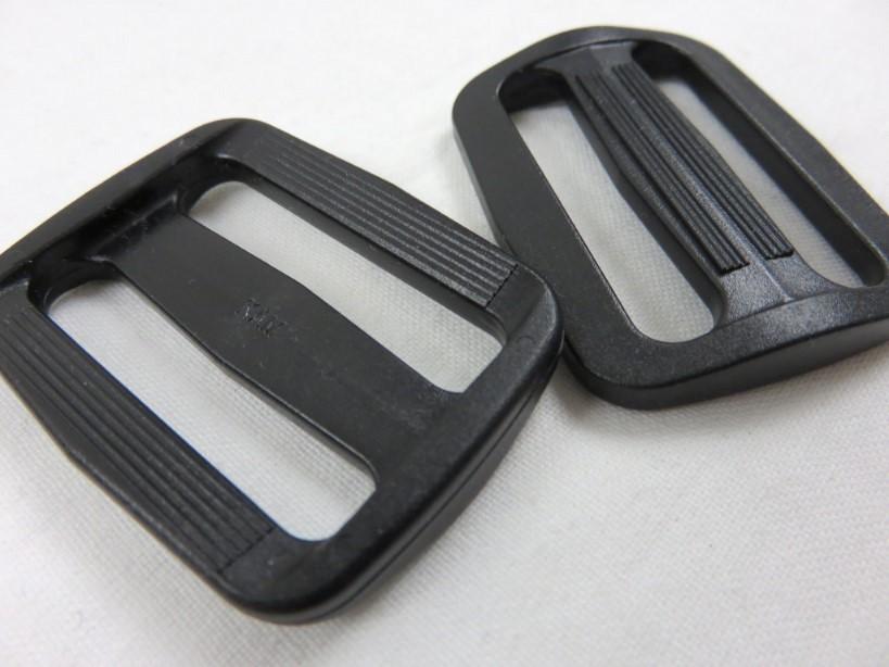 Spännare 38 mm svart