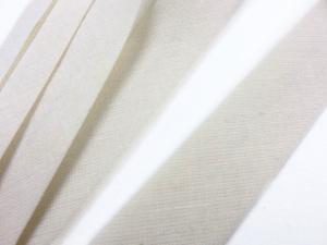B299 Snedslå bomull 20 mm beige (20 m)