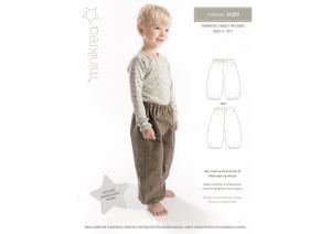 Baggy Trousers 30300 - Minikrea
