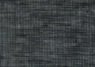 Halvlinne glesvävd svart