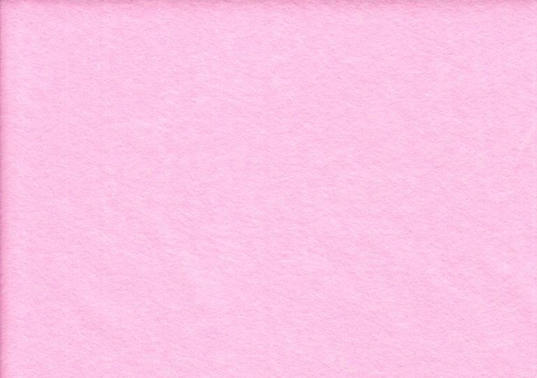 Hobbyfilt rosa - klippfilt