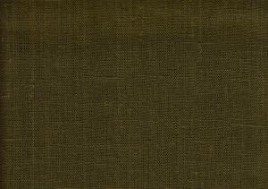 Pure Linen Fabric olive green color 133